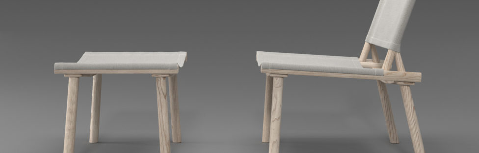 NIKARI(ニカリ社)December Chair (ディッセンバーチェア)